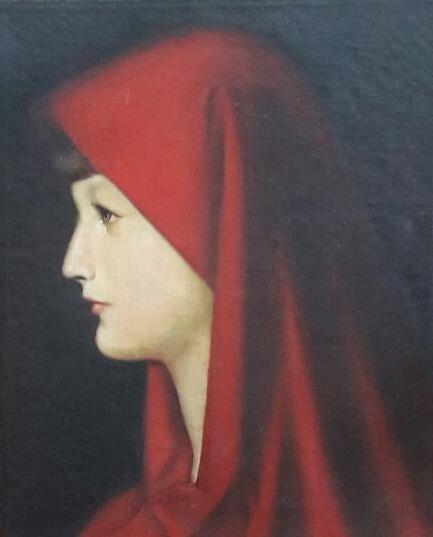 Henner Fabiola Original